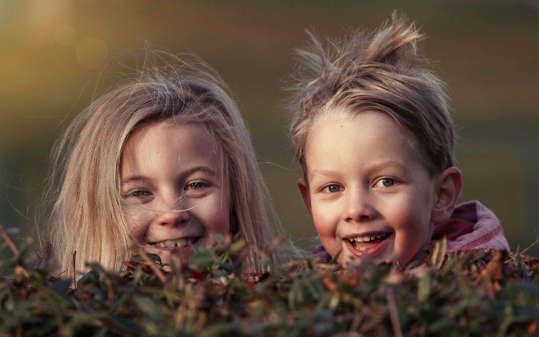 Zdrowe i sprawne dzieci